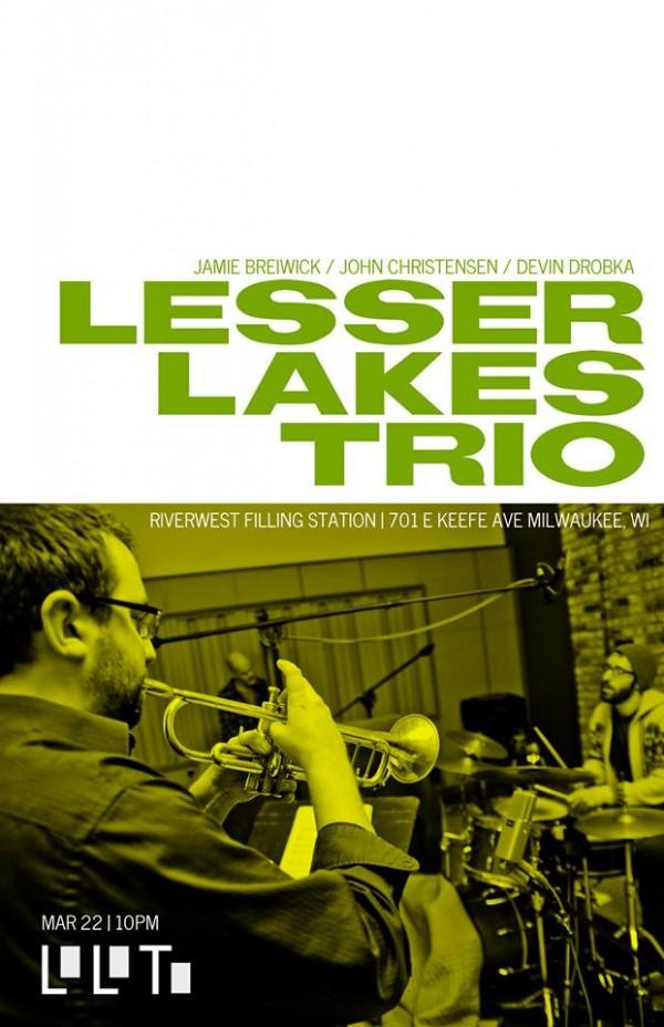 Lesser Lakes Trio