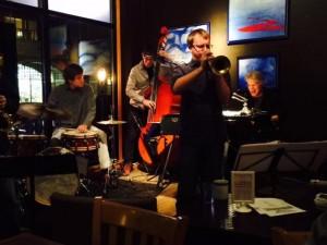 The Ben Ferris Quintet and Octet