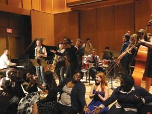 Nov. 11th, 2016 – UW Black Music Ensemble