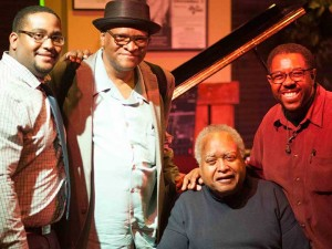 "Feb 19th, 2016 – The MVP Quartet: Bobby Watson – Donald Brown – Ray Drummond – Marvin ""Smitty"" Smith  — ""Remembering James Williams And Mulgrew Miller"""