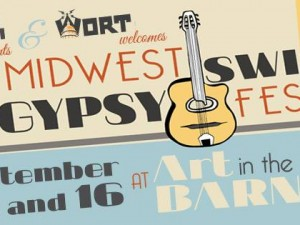 September15th – 16th, 2017 – Midwest Gypsy Swing Fest