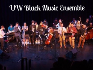 November 30th, 2017 – UW Black Music Ensemble