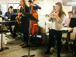December 1st, 2017 – UW Jazz Composers Group