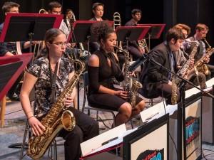 December 2nd, 2017 – UW-MMSD High School Jazz Festival Concert