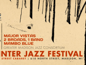 January 14th, 2018 – GMJC's Winter Jazz Festival