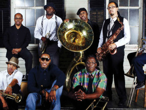 January 7th, 2018 – Rebirth Brass Band